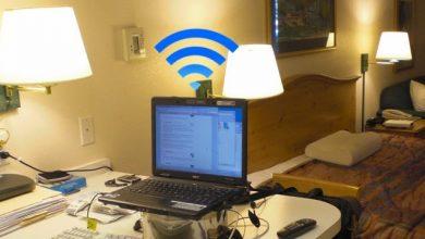 Photo of شرح طريقة جعل الكمبيوتر و اللاب توب موزع وايرلس واى فاى Wi-Fi
