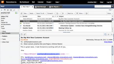 Photo of شركة IBM تطلق خدمة بريد الكترونى جديدة IBM Email