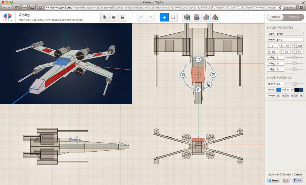 شرح تصميم نماذج ثلاثية الابعاد 3D اون لاين