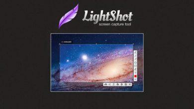Photo of Lightshot أداة لتصوير الشاشة بدون برامج