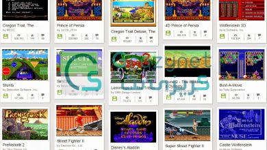 Photo of اكثر من 3000 لعبة اتارى على الانترنت