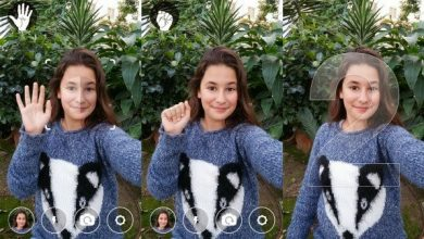 Photo of تطبيق Snap لتصوير صورة Selfie باستخدام اليد فقط