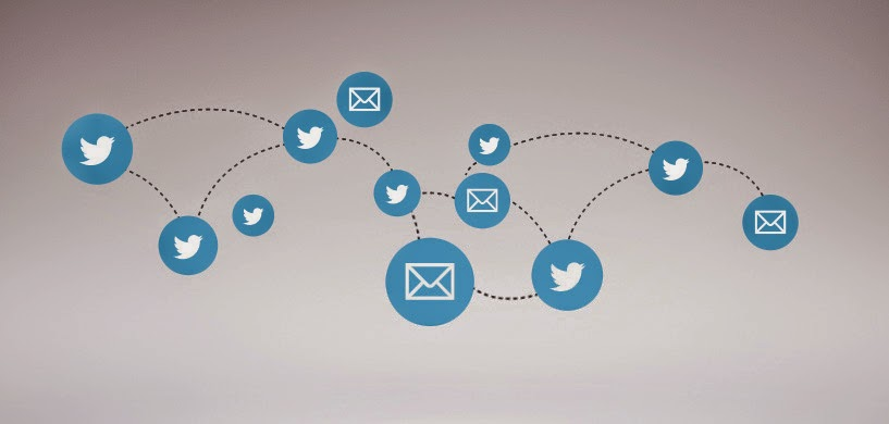طريقة استقبال رسائل خاصة من اى حساب على تويتر