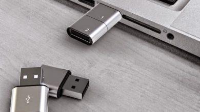 Photo of استعادة المساحة الضائعة من فلاشة USB