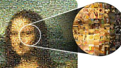 Photo of تطبيق للاندرويد  لتحويل صورك الى صور موزاييك