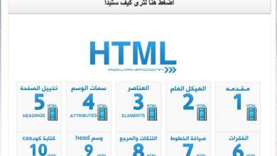 Photo of افضل 5 مواقع عربية لتعليم لغات البرمجة