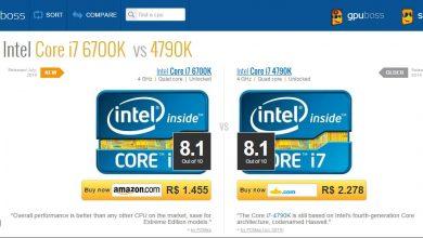 Photo of 3 موقع لعمل مقارنة بين المعالجات وكروت الشاشة وهارد SSD