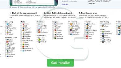 Photo of تحميل و تثبيت البرامج التي تريدها دفعة واحدة باستخدام ninite