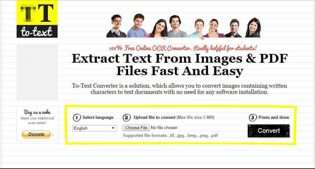 افضل 4 طرق استخراج النصوص من الصور