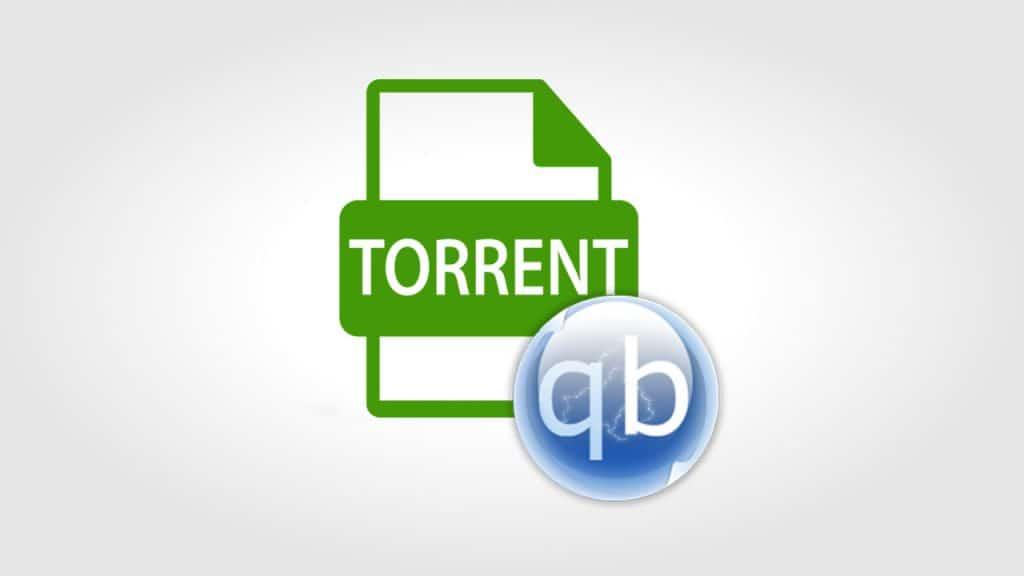 qBittorrent افضل برنامج لتحميل التورنت بديل utorrent