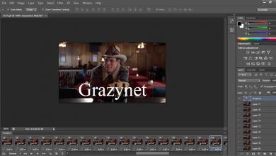 Photo of كيفية الكتابة على الصورة المتحركة GIF افضل 4 طرق