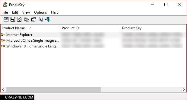 طريقة عرض سريال التفعيل الخاص بنظام ويندوز