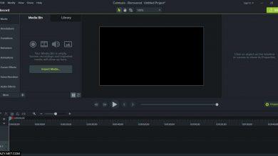 Photo of استعراض وشرح برنامج Camtasia Studio 9 لتسجيل الشاشة والمونتاج