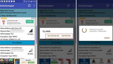 Photo of تطبيقات على متجر جوجل بلاى تقوم بأختراق الواى فاى عبر ثغرة WPS
