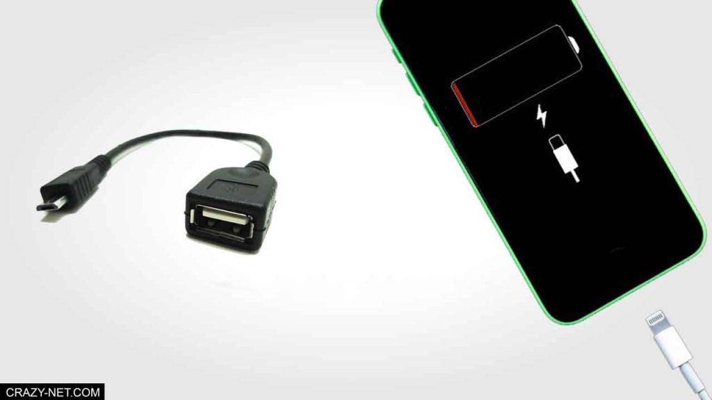 7 اسباب للاستخدام كابل OTG لهواتف الاندرويد و استعراض جميع مميزاته