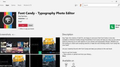 Photo of تطبيقات مفيدة و جديدة على ويندوز 10 لتعديل الصور و تصميمات الشعارات
