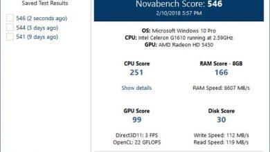 Photo of افضل برامج قياس سرعة الهارد ديسك HDD و SSD لويندوز و ماك