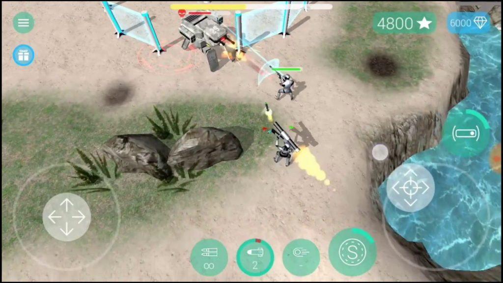 تحميل لعبة CyberSphere Online Action