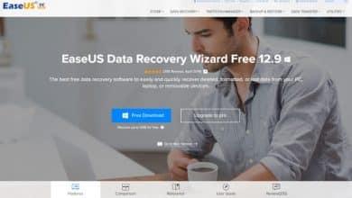 Photo of EaseUS Data Recovery أفضل برنامج استرجاع الملفات المحذوفة – تعرف عليه ؟