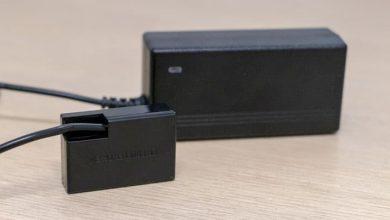 Photo of كيف توصيل كاميرا DSLR مباشر بالكهرباء ( البطارية الوهمية )