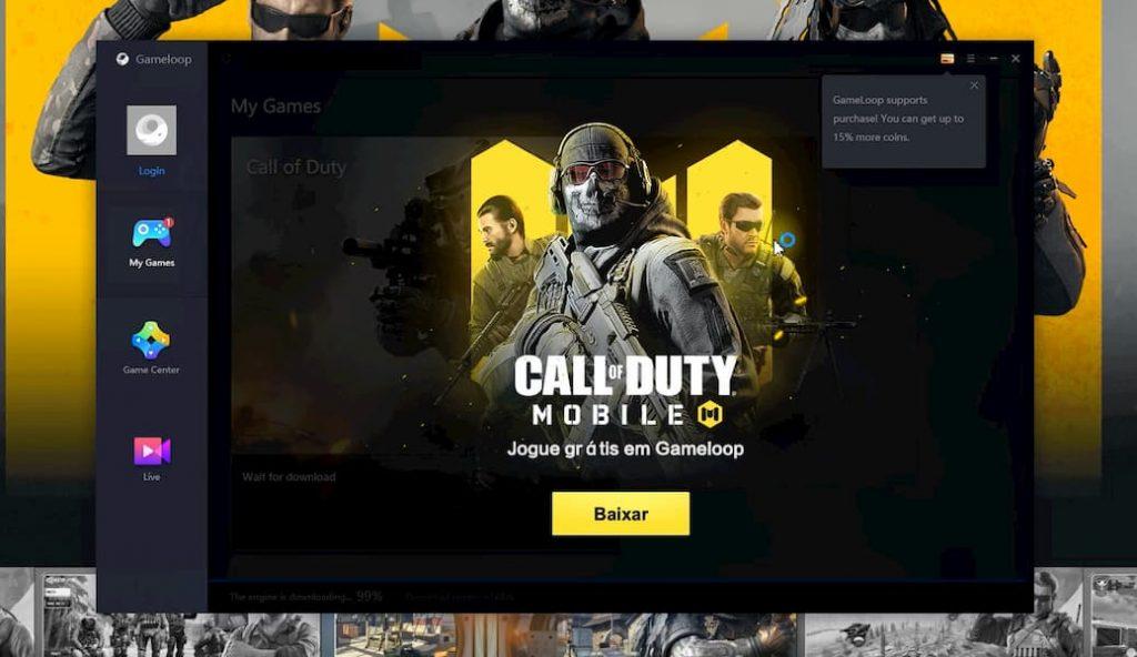 طريقة تحميل و تثبيت لعبة call of duty mobile علي الكمبيوتر